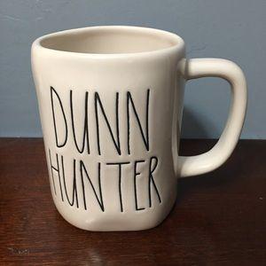 "Rae Dunn ""Dunn Hunter"" Mug NWT"